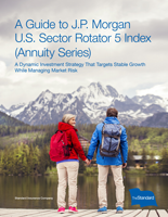 A Guide to J.P. Morgan U.S. Sector Rotator 5 Index (Annuity Series)