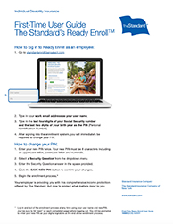Ready Enroll First-Time User Guide
