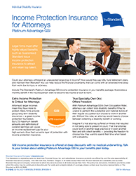 It's GSI for attorneys!