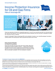 It's GSI for oil and gas!