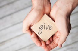 Our Focus on Giving