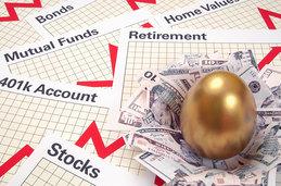 Stocks and golden egg
