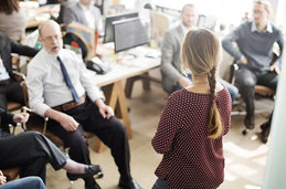 Regardless of the cause, here are a few ideas to help you anticipate how to provide the right support to employees who are dealing with the after-effects of a traumatic event.