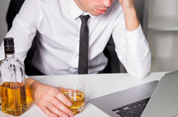 Alcohol abuse is a costly issue for employers and more prevalent than one might imagine.
