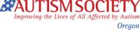 Autism Society of Oregon logo