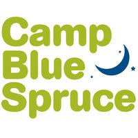 Camp Blue Spruce logo