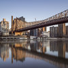 Photo of the Queensboro Bridge in New York