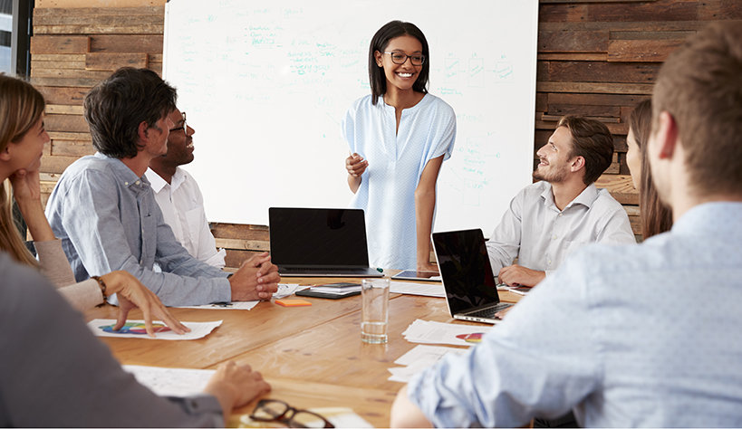It's important to help make the connection for your management team that their employees' productivity can be affected by a health condition.