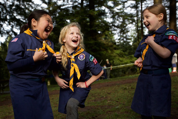 Photo of Cub Scouts