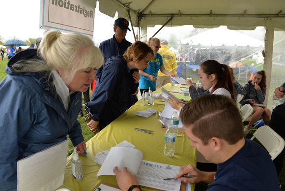 Cystic Fibrosis Foundation sign up