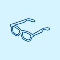 Icon of glasses