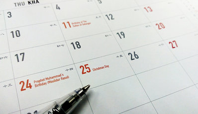 Year-End News and Deadlines